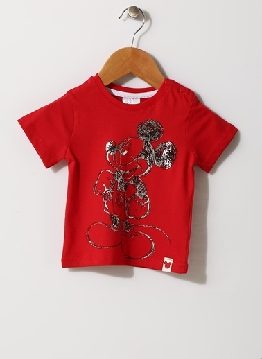 Mammaramma Tişört Kırmızı